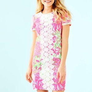 NWT Lilly Pulitzer Maisie Stretch Shift Dress